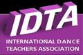 IDTA Regsitered Teacher Logo