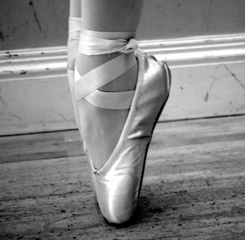 Ballet Shoes - Ballet Classes at Strawberry Hill Dance Centre